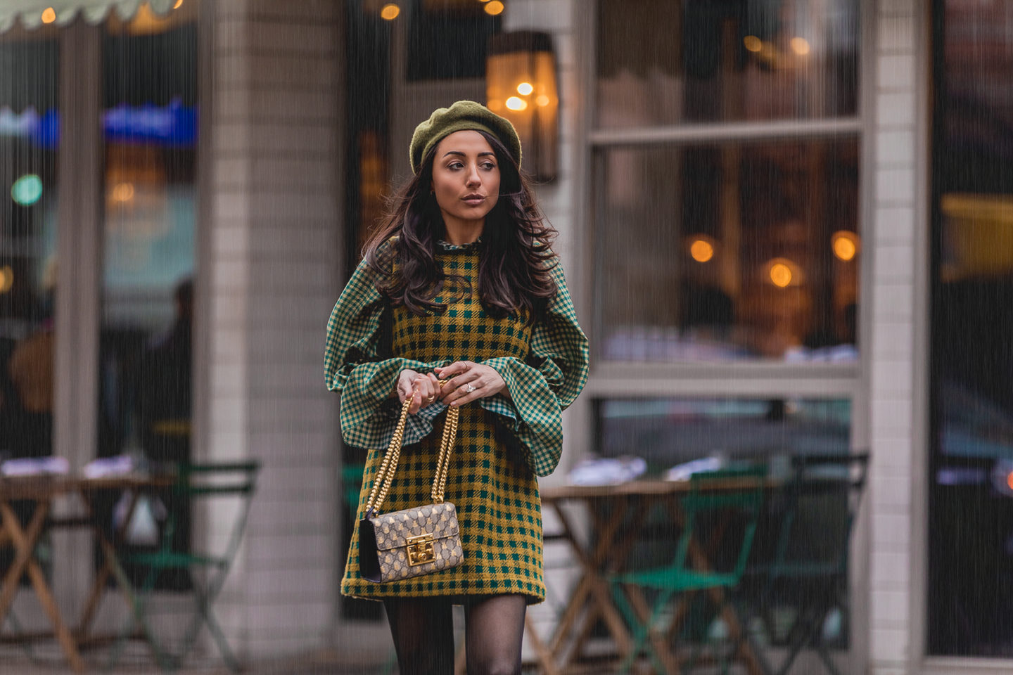 Everything You Need To Look Chic When It's Freezing Outside